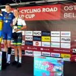 Срібна нагорода України на паралімпійському кубкові світу з велогонок на шосе