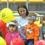 На Полтавщині 33 дитини чують завдяки кохлеарному апарату (ВІДЕО)