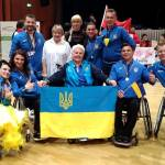 Українські танцюристи на візках повертаються додому з яскравою перемогою