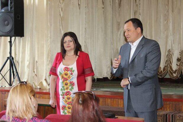 Запорізькі освітяни поширюють свій досвід упровадження інклюзивної освіти по всій Україні. запоріжжя, тренинг, інвалідний візок, інклюзивна освіта, інклюзивно-ресурсний центр