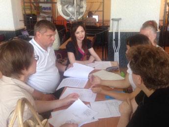 К концу мая в Мелитополе заработает социальное такси