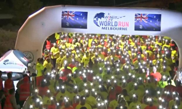 Понад 100 тисяч осіб у 66 країнах узяли участь у щорічному благодійному забігу. дослідження, забіг wings for life world run, лікування, травма спинного мозку, інвалідність