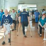 Возвращение к жизни: где в Одессе ставят на ноги людей с инвалидностью