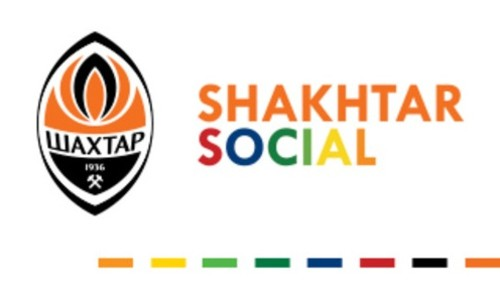 «Шахтер» создал некоммерческий фонд Shakhtar Social. сергей палкин, фк шахтер, инвалидность, фонд shakhtar social, футбол, design, graphic, logo, abstract, clipart, screenshot. A drawing of a person