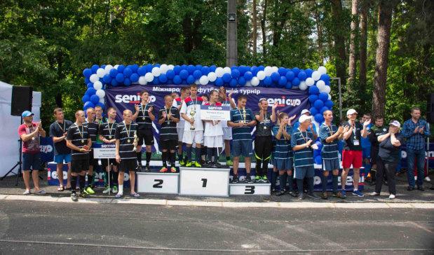 Два детских дома-интерната представят Украину на международном турнире Seni Cup 2018 в Польше. seni cup, польша, дом-интернат, международный турнир, футбол