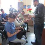 Світлина. В Дружковке прошел юридический тренинг для людей с инвалидностью. Закони та права, инвалидность, тренинг, консультация, Дружковка, рассмотрение