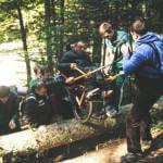 Гори без обмежень: у Львові волонтери організовують надихаючі мандрівки для людей з інвалідністю (ВІДЕО)