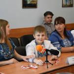 Світлина. Маленькі лучани із особливими потребами взяли участь у міжнародному фестивалі в Туреччині. Новини, інвалід, фестиваль, розлади аутичного спектру, Туреччина, Anca World Autism Festival