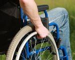 Плата за байдужість: чи карають підприємства, які відмовляються брати на роботу людей з інвалідністю. працевлаштування, працедавець, підприємство, штраф, інвалідність, grass, chair, bicycle, outdoor, wheel, bike, bicycle wheel, seat, land vehicle, blue. A person sitting on a bicycle