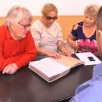 Конкурс читців шрифтом Брайля вперше відбувся на теренах Дніпропетровщини (ВІДЕО)