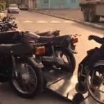 Представлен первый в мире мотоцикл для инвалидов (ВИДЕО)