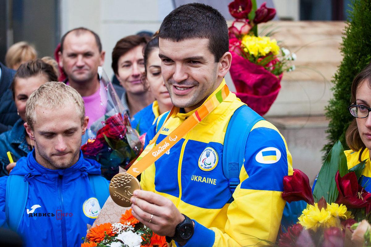 Виграти в Паралімпіаді — це мрія, про яку я навіть не мріяв, — паралімпійський чемпіон Андрій Демчук
