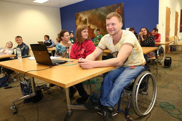 У Києві презентують безкоштовну навчальну програму з Software Testing для людей з інвалідністю. software testing, київ, презентація, проект be qa today, інвалідність