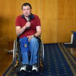 Світлина. До перевірки доступності об'єктів будівництва мають залучатися особи із інвалідністю. Безбар'ерність, інвалідність, доступність, перевірка, об'єкт будівництва, Сумська область