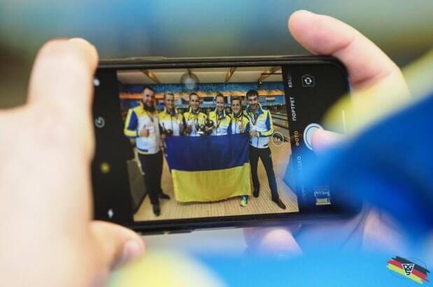 Дефлімпійська збірна команда з боулінгу повернулась з чемпіонату Європи з боулінгу з 15 медалями. боулінг, дефлімпійська збірна, порушення слуху, спортсмен, чемпіонат
