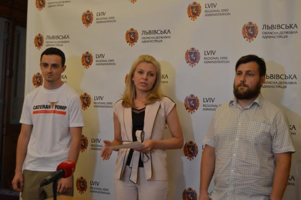 На Львівщині відбудуться Всеукраїнські змагання «Ігри Героїв» (ВІДЕО)