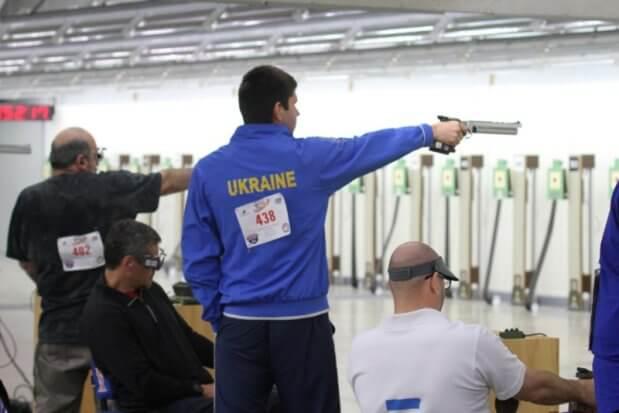 Українські пара-стрілки стали першими на міжнародному турнірі в США. сша, команда, пара-стрілки, спортсмен, турнір