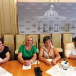 Представники Івано-Франківщини взяли участь в обговоренні проблеми поширення цукрового діабету