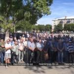 780 шахтеров-регрессников Западного Донбасса грозятся ехать в Киев на акцию протеста (ВИДЕО)