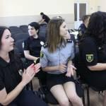 Світлина. Поліцейські Маріуполя розповіли, навіщо вивчали жестову мову. Новини, проект, Мариуполь, жестова мова, поліцейський, іспит