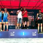 Дві нагороди привезли українські паратриатлоністи з кубку світу