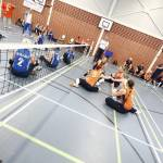 Світлина. Чоловіча команда з волейболу сидячи стала першою, а жіноча – четвертою на міжнародному турнірі. Спорт, змагання, команда, турнір, волейбол сидячи, Нідерланди