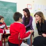 Світлина. В Іспанії Марина Порошенко домовилася про обмін досвідом та методичними рекомендаціями у галузі інклюзивної освіти. Навчання, інклюзивна освіта, Марина Порошенко, досвід, обмін, Іспанія