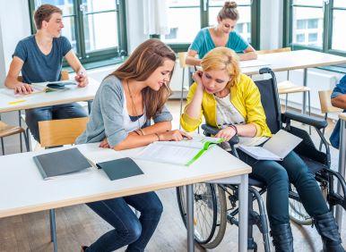 МОН пропонує до громадського обговорення порядок організації інклюзивного навчання у закладах вищої освіти