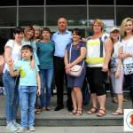 Стартувала традиційна соціальна акція з оздоровлення дітей з інвалідністю (ФОТО)