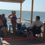 Світлина. Как заботятся о людях с инвалидностью в странах Евросоюза. Безбар'ерність, инвалидность, Мариуполь, доступ, пляж, Кипр