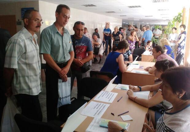 Понад 50 шукачів роботи з інвалідністю відвідали ярмарок вакансій у Кропивницькому. кропивницький, роботодавець, центр зайнятості, ярмарок вакансій, інвалідність