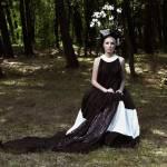 """Світлина. """"Схожа на мольфарку"""": Госпітальєрка Зінкевич поділилася знімками у незвичному образі. Життя і особистості, інвалідність, інвалідний візок, ДТП, Яна Зінкевич, світлини"""