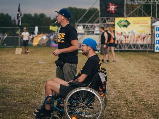 """Фестиваль """"Файне Місто"""" реалізовує соціальні ініціативи для людей з інвалідністю. тернопіль, доступність, екологічність, фестиваль файне місто, інвалідність"""