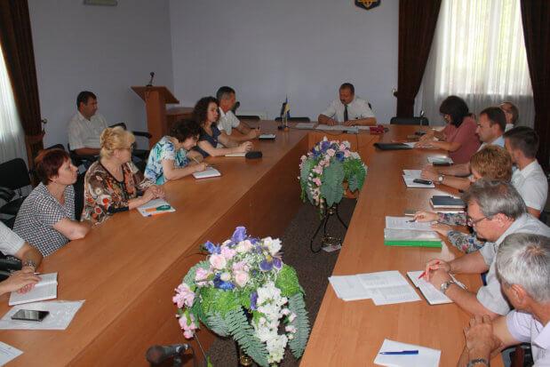 Відбулося засідання комітету забезпечення доступності осіб з інвалідністю. хмельницька область, доступність, засідання, інвалід, інвалідність