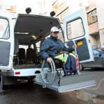 Социальное такси в Мелитополе делает первые шаги