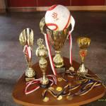 Світлина. Команда «Стрижавського дитячого будинку-інтернату» здобула 1 місце у фіналі Міжнародної Футбольної Ліги для осіб з інвалідністю Seni Cup 2018. Спорт, інвалідність, футбол, перемога, Seni Cup, Стрижавський дитячий будинок-інтернат