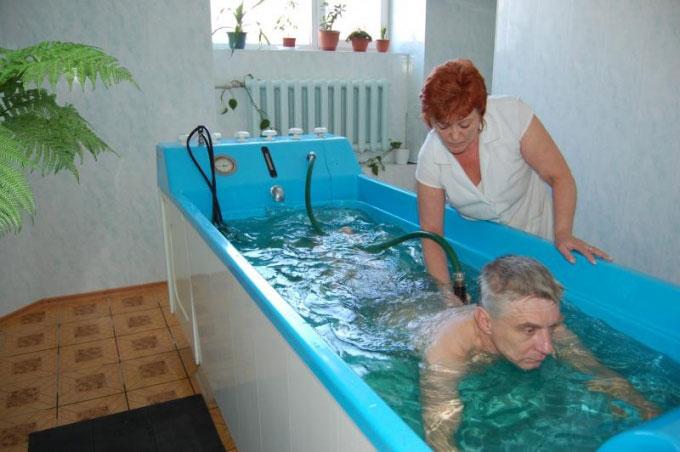 Санаторное лечение для лиц с инвалидностью