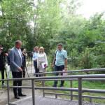 Олександр Лисенко: Пандуси в будинках сприятимуть більшій мобільності сумчан із інвалідністю (ФОТО, ВІДЕО)