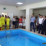 У «Стрижавському дитячому будинку-інтернаті» відкрито оздоровчий комплекс для дітей-інвалідів (ФОТО)