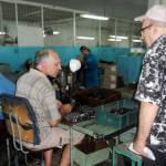 Світлина. Працевлаштування осіб з інвалідністю – на особливому контролі служби зайнятості. Робота, інвалідність, центр зайнятості, Дніпро, День відкритих дверей, ДУВО «ЛУЧ» УТОС