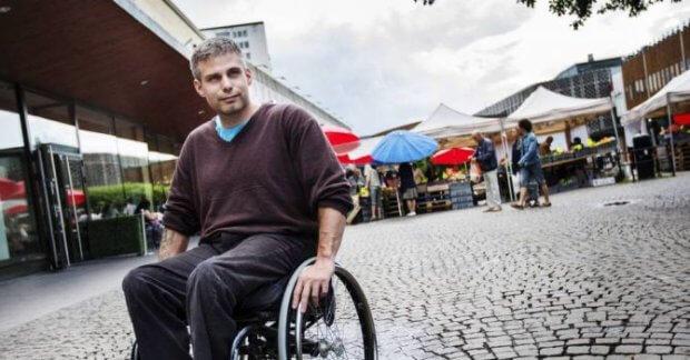 Расмус Ісакссон: «Після #MeToo шведи дізналися, що люди з інвалідністю теж стають мішенню насильства». расмус ісакссон, швеція, дискусія, суспільство, інвалідність