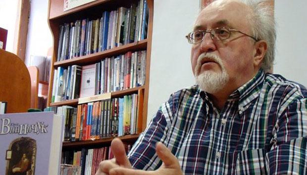 Книгу львівського письменника надрукують шрифтом Брайля та озвучать