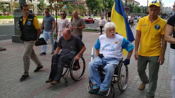 Подорож на інвалідному візку: як киянин об'їхав весь світ
