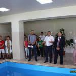 Світлина. У «Стрижавському дитячому будинку-інтернаті» відкрито оздоровчий комплекс для дітей-інвалідів. Реабілітація, інвалідність, будинок-інтернат, відкриття, оздоровчий комплекс, Стрижавка