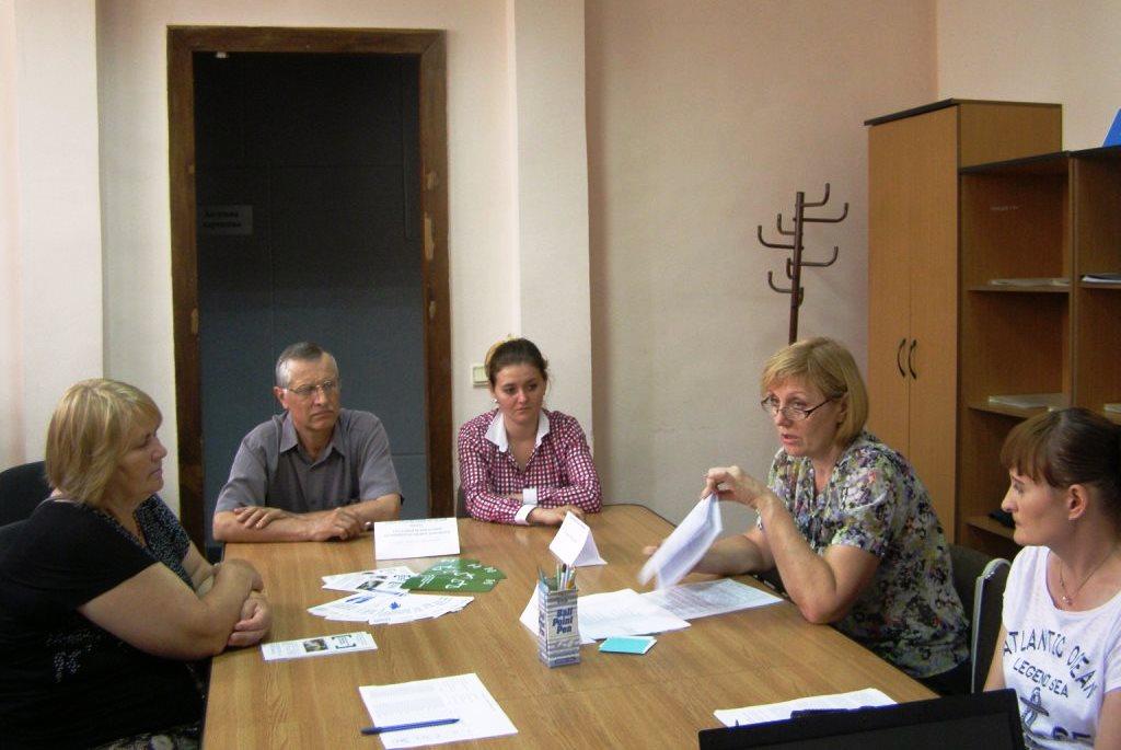 У Олександрії відбувся ярмарок вакансій для осіб з інвалідністю