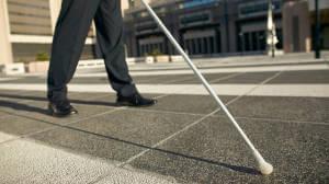 Уже тиждень у Вінниці працює Муніципальна служба супроводу осіб з інвалідністю по зору I групи. вінниця, одержувач, послуга, супровід, інвалідність