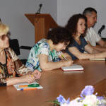 Світлина. Відбулося засідання комітету забезпечення доступності осіб з інвалідністю. Безбар'ерність, інвалідність, доступність, інвалід, засідання, Хмельницька область