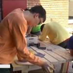 Корисні навички і соціалізація: у Дніпрі для чоловіків з інвалідністю відкрили майстерню (ВІДЕО)