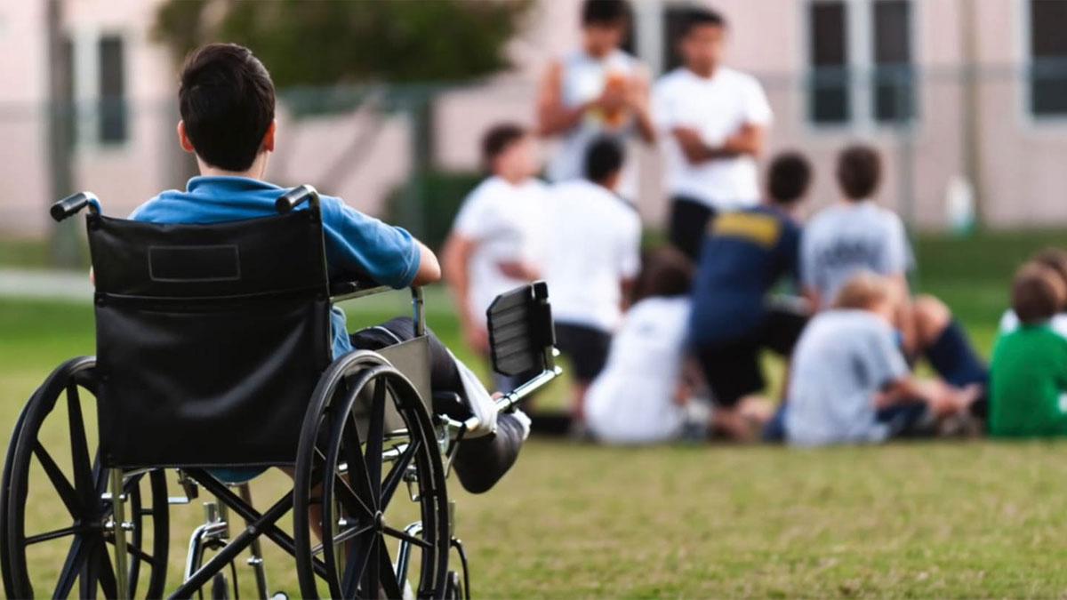 Встретить человека с инвалидностью превратилось в такую редкость, что может сложиться впечатление, что у нас тут нация здоровых людей