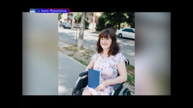 Діагноз – не вирок: вражаюча історія Лілії Процак. лілія процак, вирок, діагноз, інвалідний візок, історія